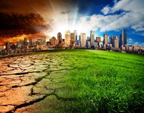 Причины глобального потепления